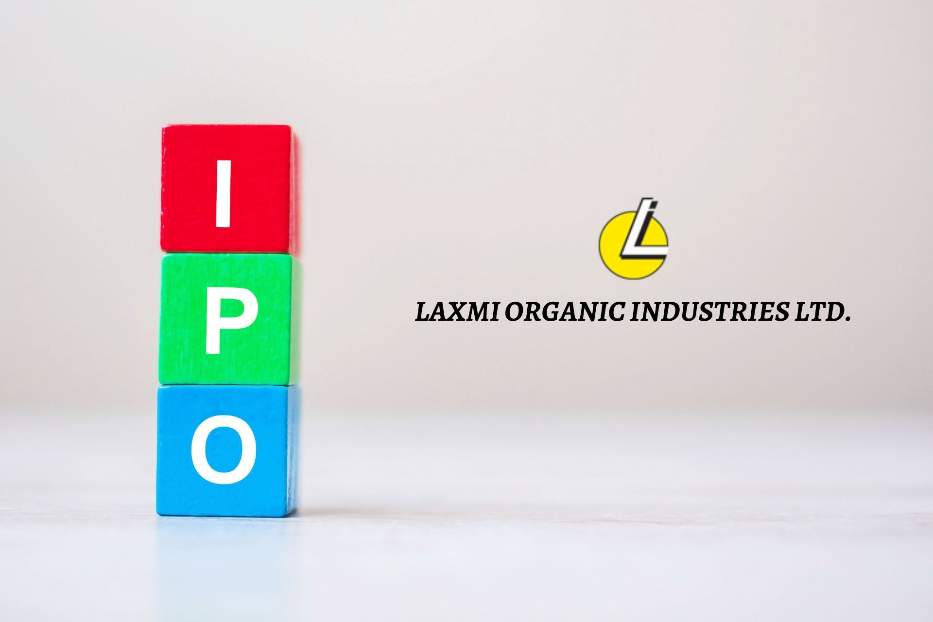 Laxmi Organic Industries IPO Review 2021