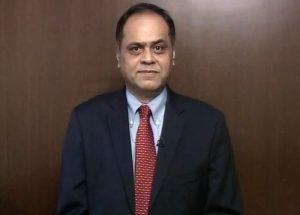 Ramesh Damani Portrait Photo