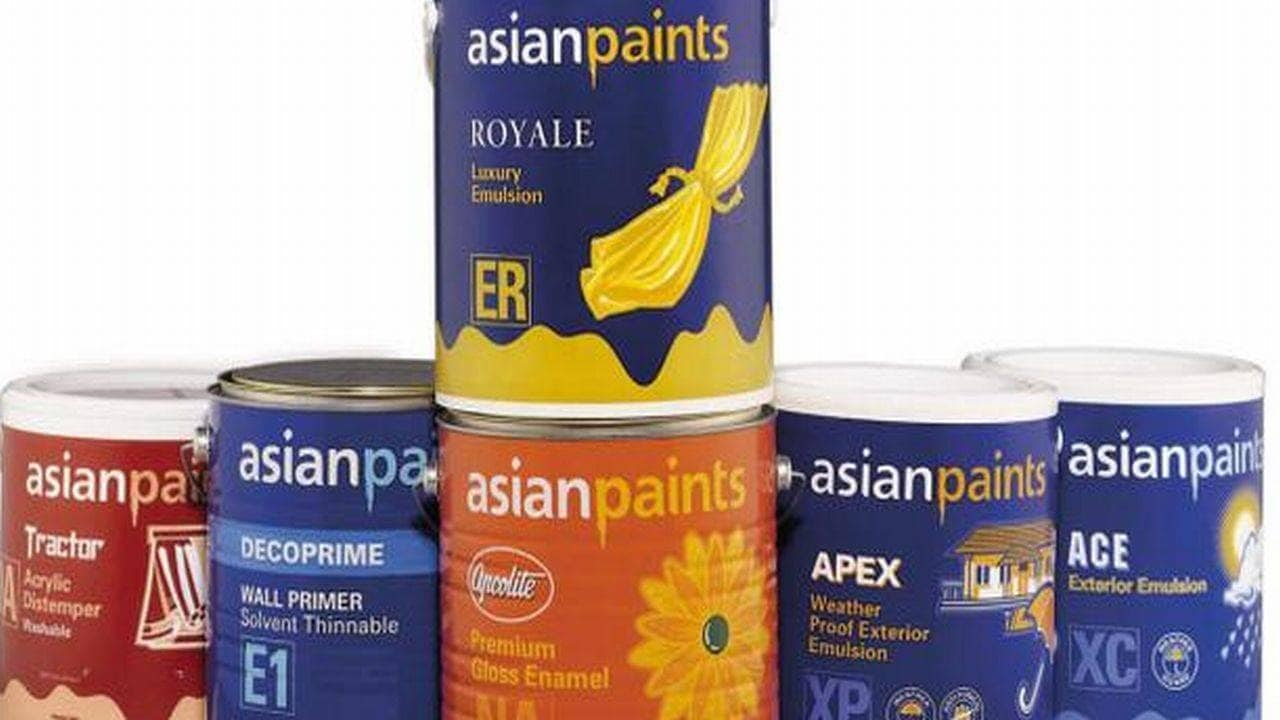 asian paints products
