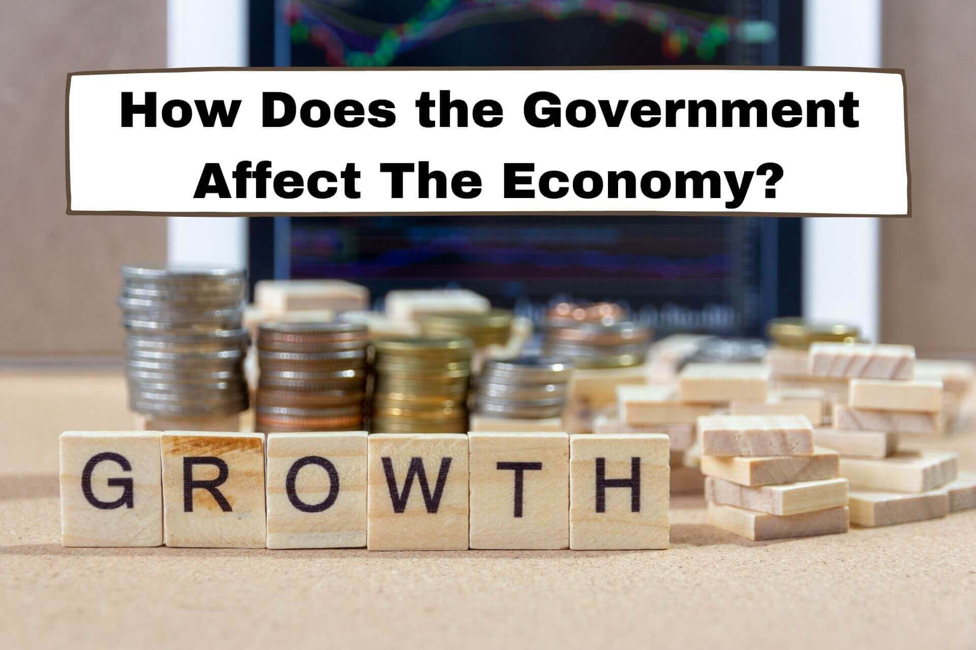 How Does the Government affect The Economy?