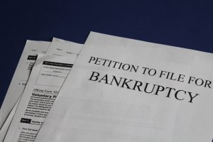 Petition to file for bankruptcy cover | Biggest Bankruptcies in India