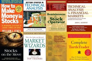 Top 7 Must Read Books for Trading in Stock Markets Cover