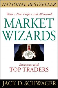 Market Wizards book series by Jack Schwager - Best Books for Trading