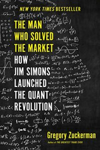 Book on Jim Simons - greatest investor