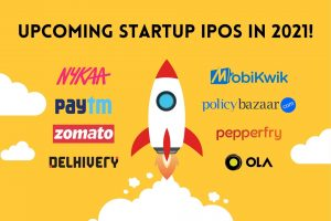 List of Upcoming IPOs of Startups in 2021 cover