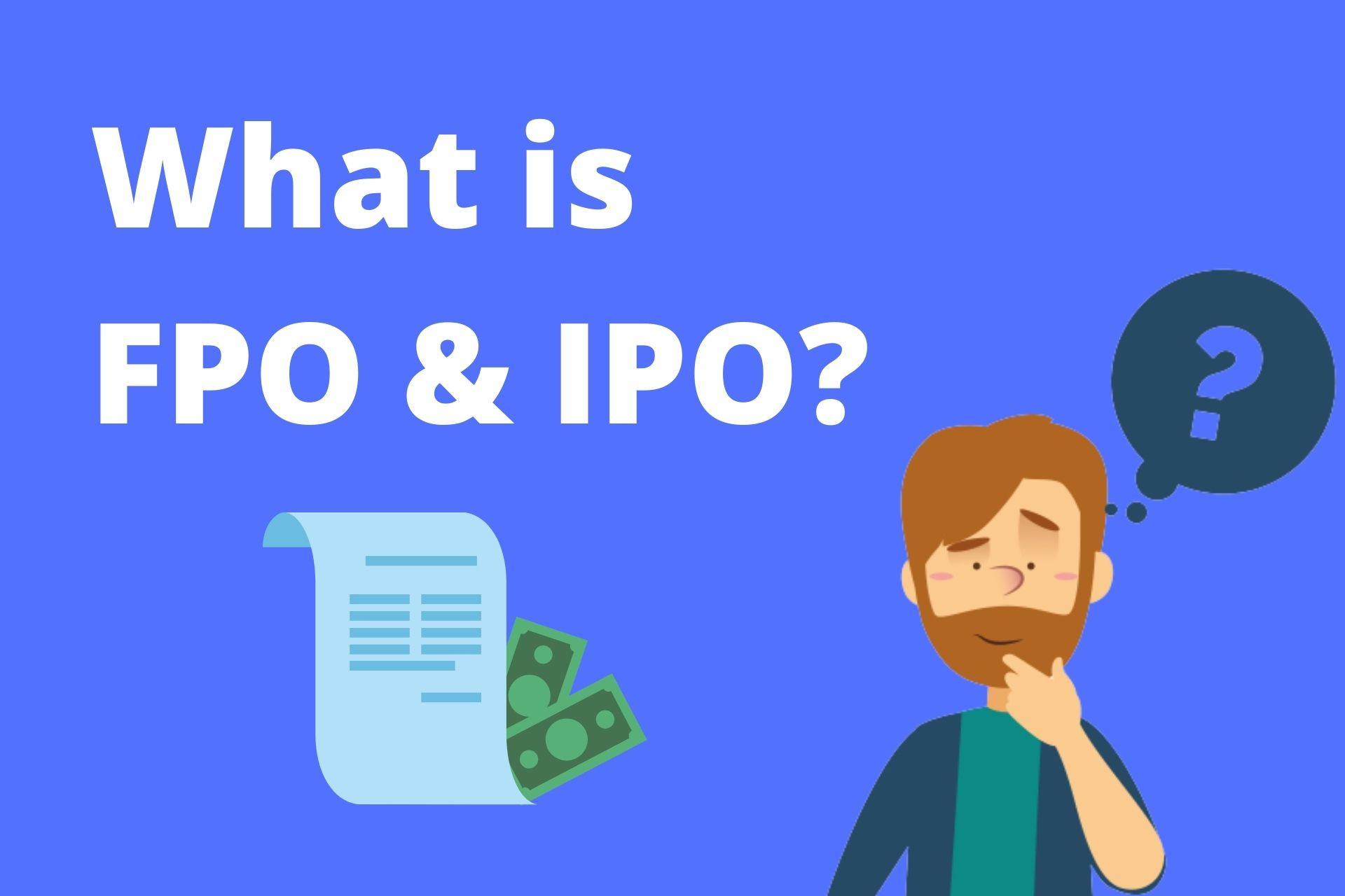 What is FPO? Follow-On Public Offer Explained!