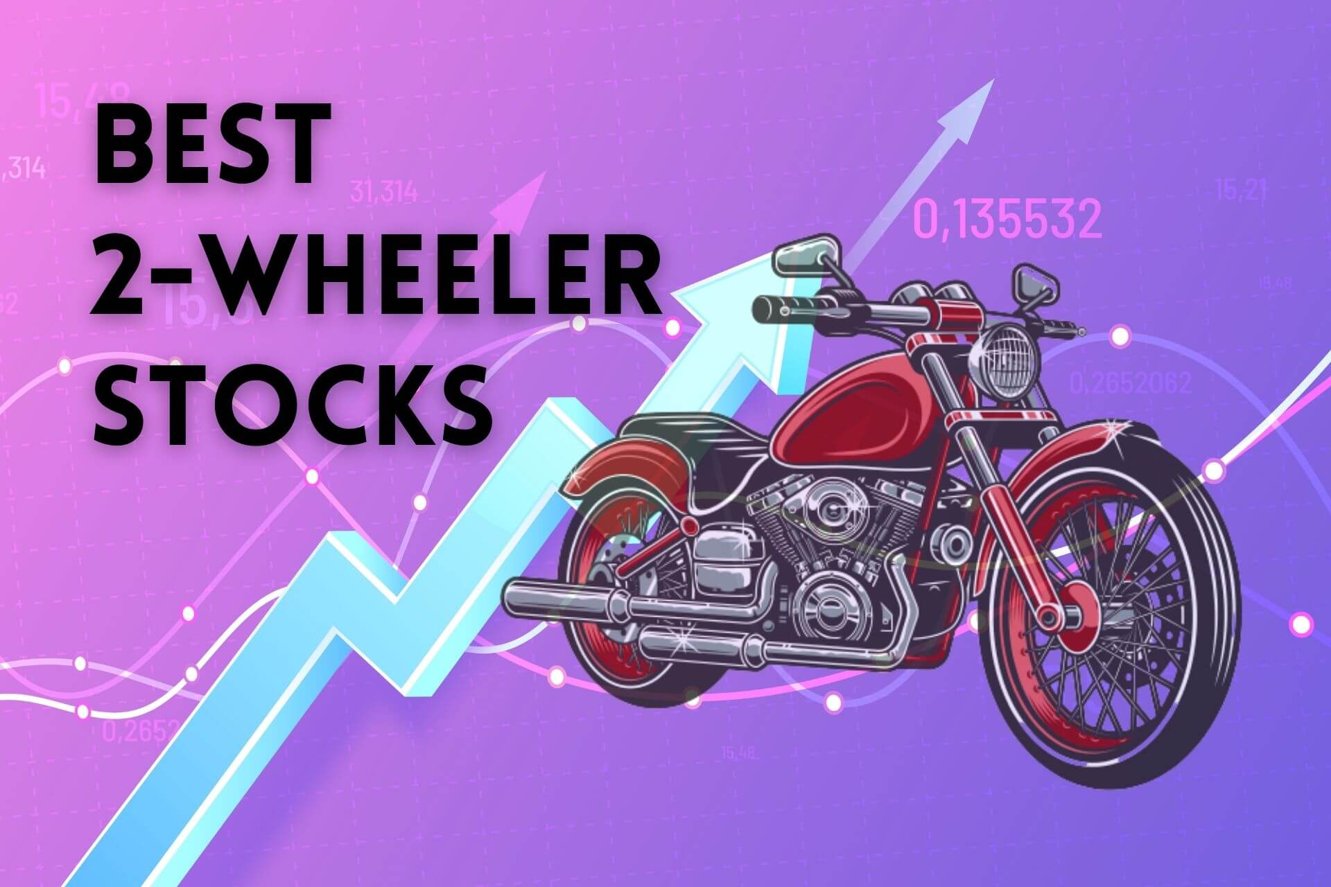 Looking for Top Two-Wheeler Stocks in India? Find out here!