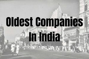 Oldest Companies in India cover