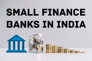 Small Finance Banks in India cover