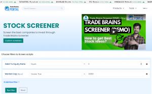 trade brains screener 3