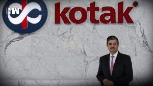 Uday Kotak at his office | Uday Kotak's Success Story