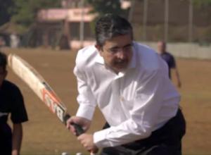 Uday Kotak while playing cricket | Uday Kotak's Success Story