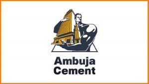 Ambuja Cement Logo | Top Cement Companies in India