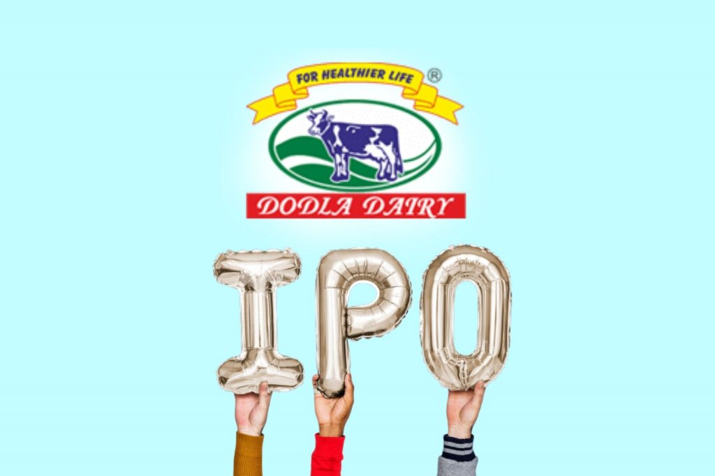 Dodla Dairy IPO Review 2021 – IPO Date, Offer Price & Details! cover