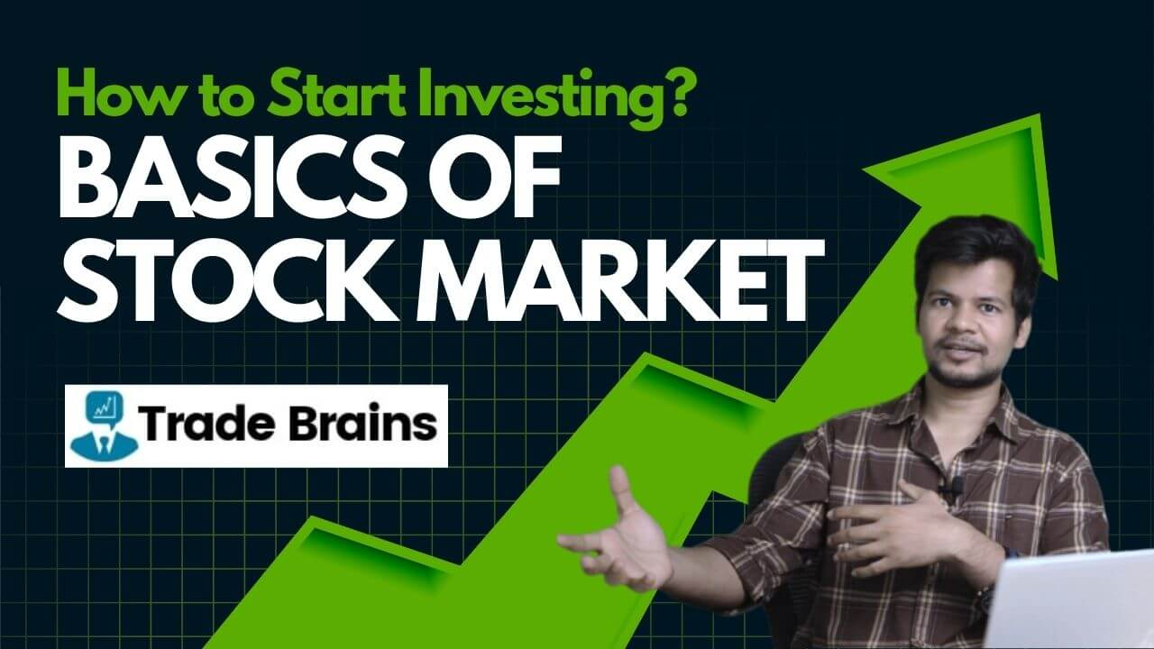 basics of stock market trade brains