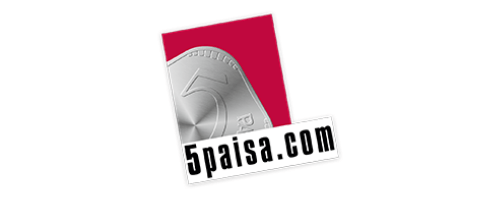 5paisa logo broker