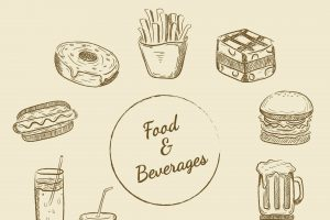 Food and Beverage Stocks in India cover