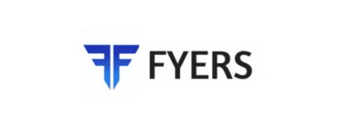 fyers logo broker