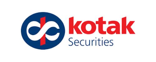 kotak securities logo broker