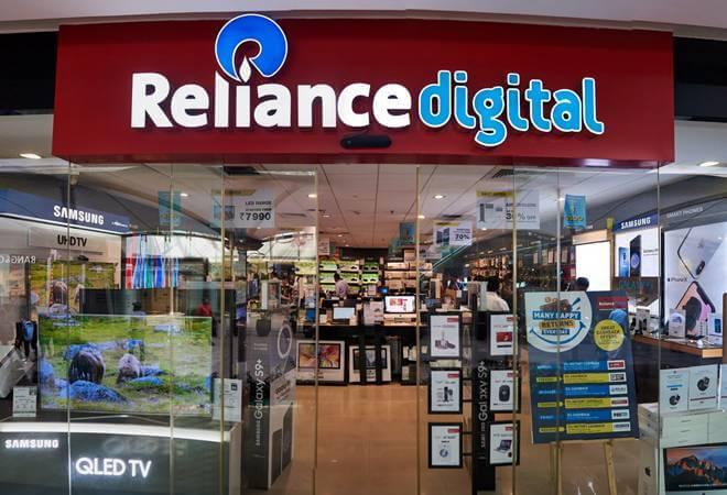 reliance retail digital