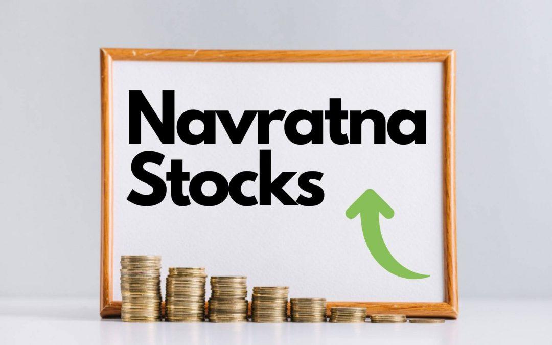 List of Navratna Stocks in India 2021!