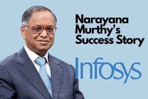 Narayana Murthy's Success Story - The Father of Indian IT Industry!