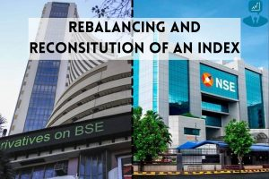 Rebalancing and Recontitution of an Index