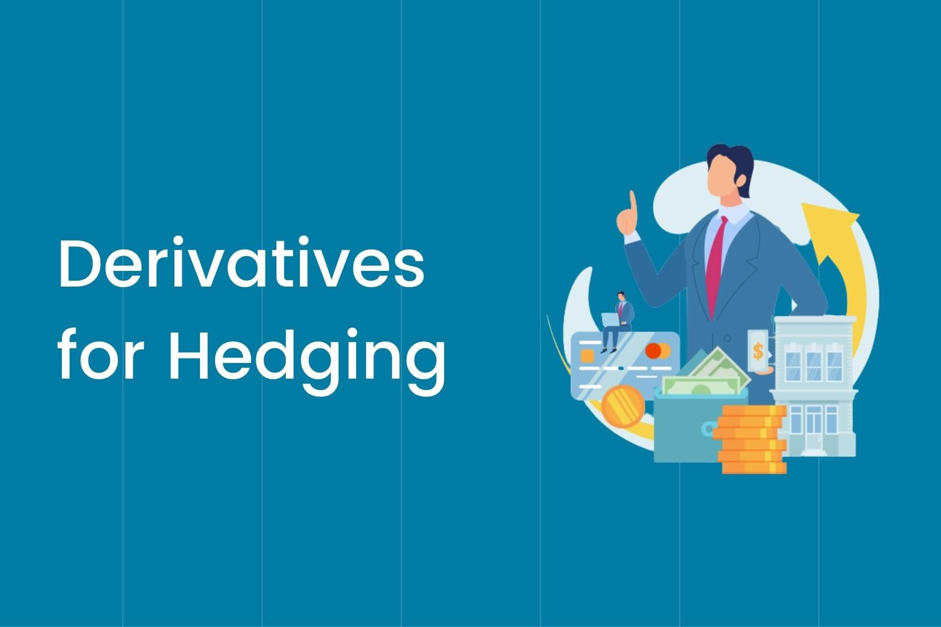 Derivatives for Hedging cover
