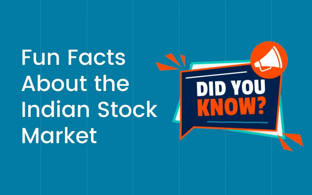 Fun Facts About the Indian Stock Market Cover