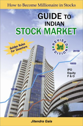 Guide to Indian stock market - Top 7 Stock Market Books by Indian Authors