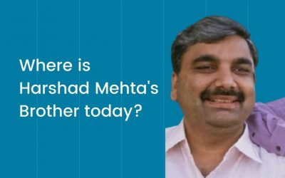 Where is Harshad Mehta's Brother Today?