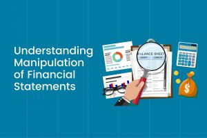 Manipulation of Financial Statements Cover