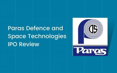 Paras Defence and Space Technologies IPO Review 2021 – IPO Date, Offer Price & Details!