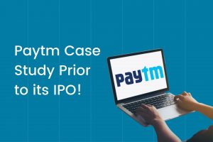 Paytm Case Study Prior to its IPO Cover