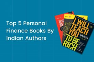 Top 5 Personal Finance Books by Indian Authors Cover