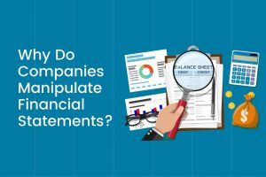 Why Do Companies Manipulate Financial Statements Cover