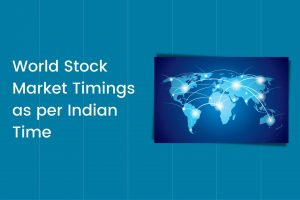 World stock market timings as per Indian time