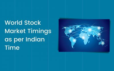 World Stock Market Timings in Indian Standard Time (IST)
