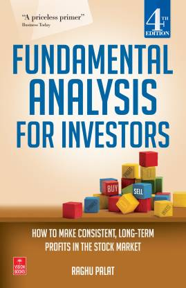 4. The book Fundamental Analysis for investors - Top 7 Stock Market Books by Indian Authors