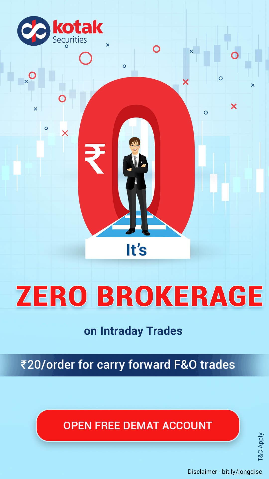 Kotak Securities Trade Free Plan